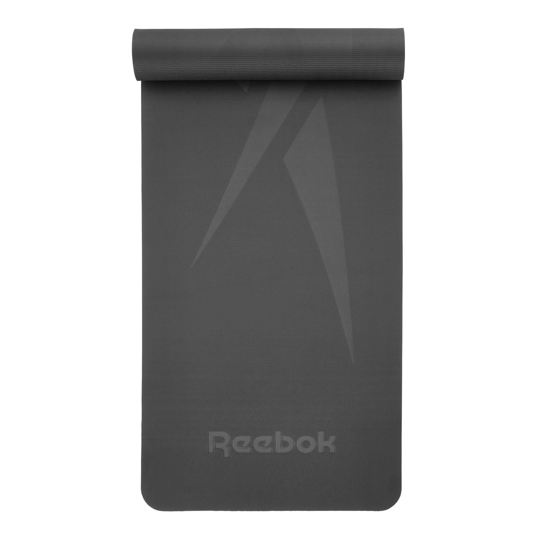 Reebok 5mm black yoga mat