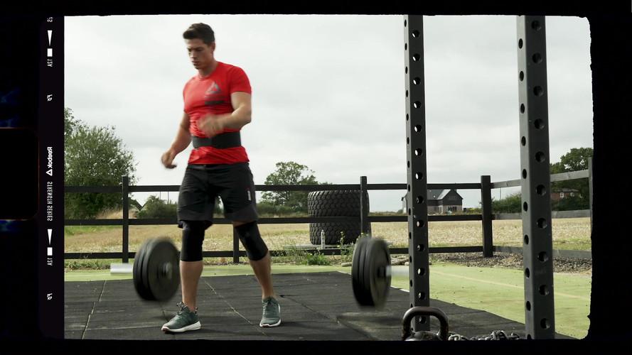 Reebok Training Weightlifting Belt