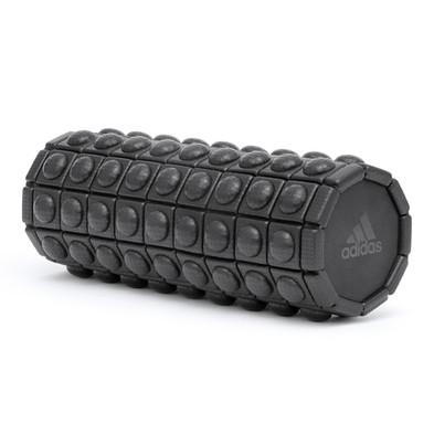 adidas Black Textured Foam Roller