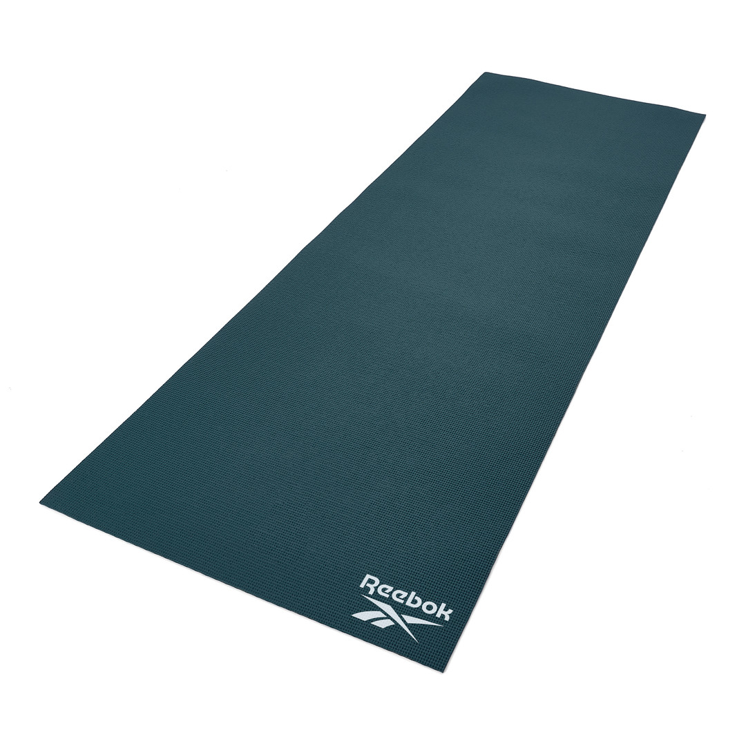 Reebok 4mm Dark Emerald Yoga Mat