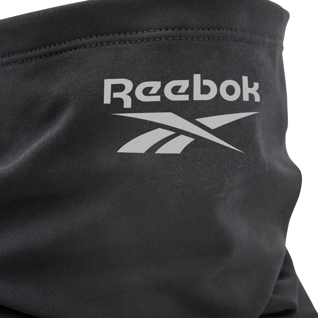 Reebok black thermal neck warmer