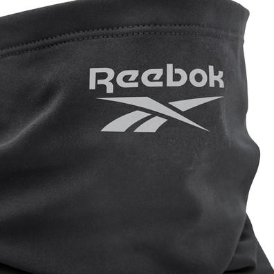 Reebok black thermal neck warmer