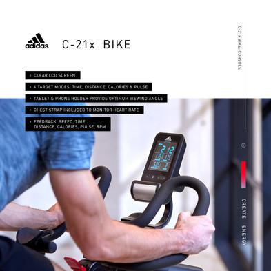 adidas C-21x Bike Console
