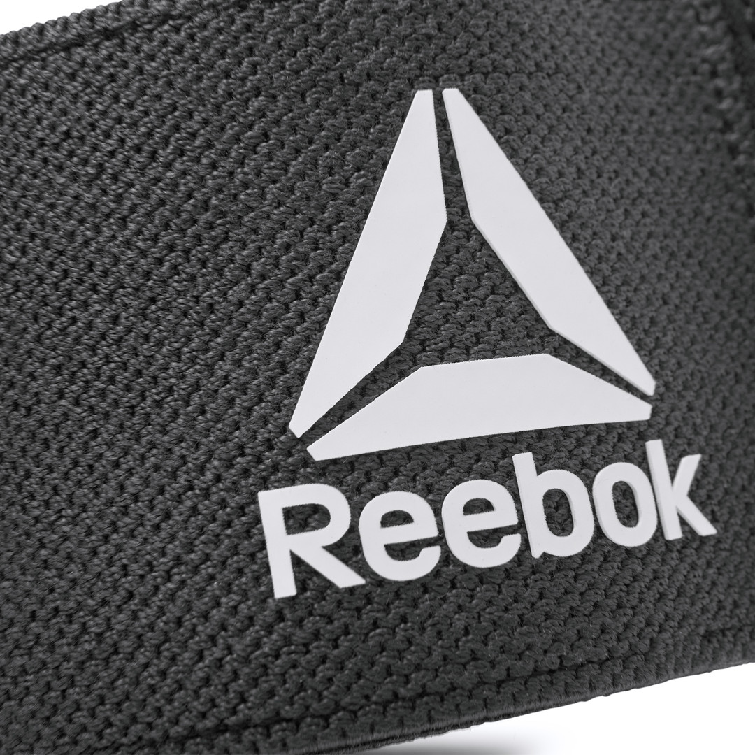Reebok Training Black Knee Support Wraps