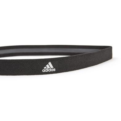 adidas black sports hairband
