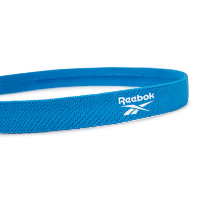 Reebok yoga blue hairband