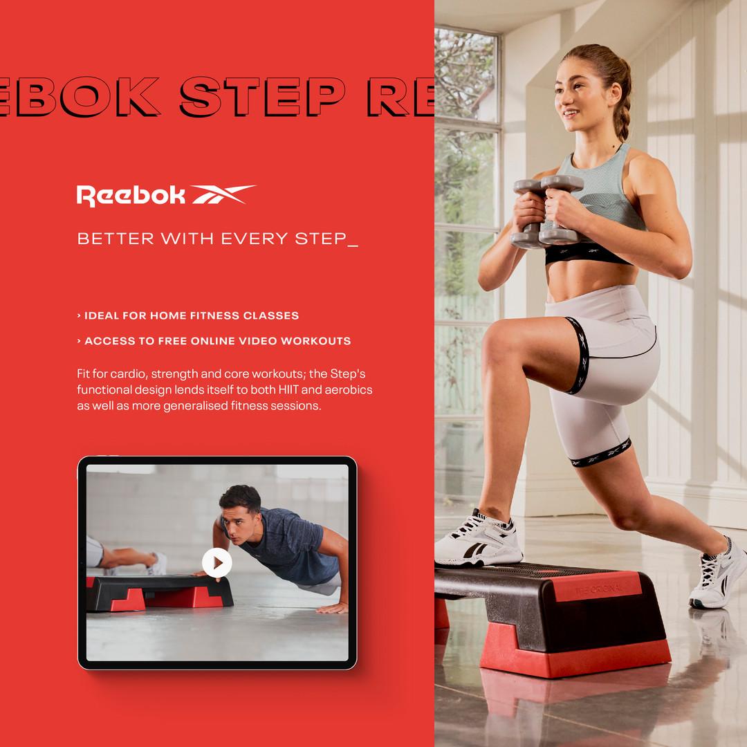 Step Counter Aerobic Step