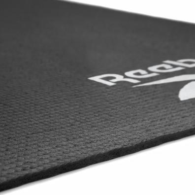 Reebok 4mm Black Yoga Mat