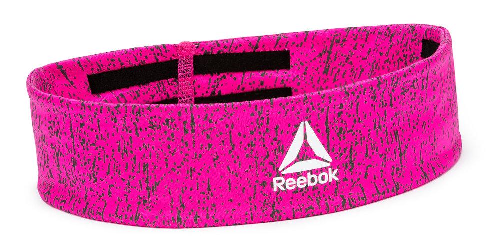 Reebok Yoga Pink Speckled Headband