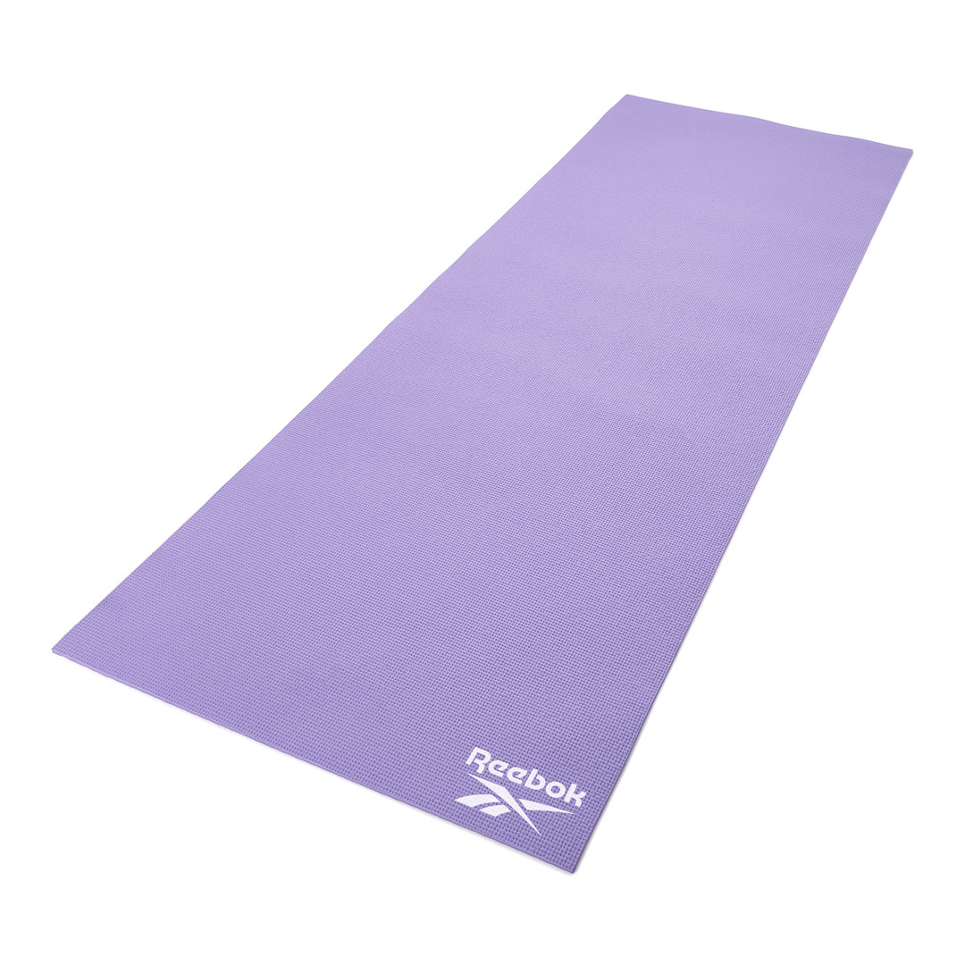Reebok 4mm Lilac Yoga Mat