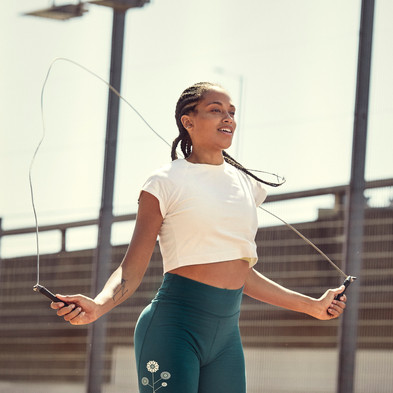 adidas Weighted Skipping Rope