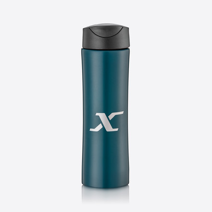 Dynamax Fitness Steel Water Bottle