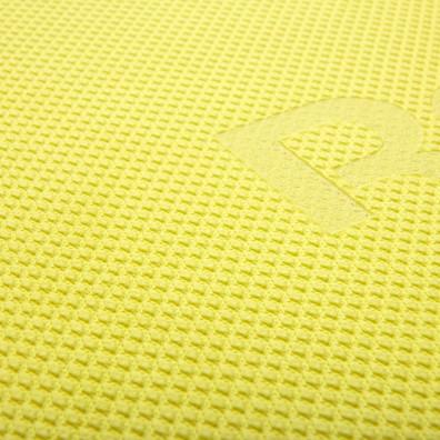 Reebok 6mm yellow & green yoga mat