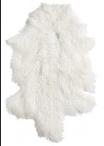 Fourrure Blanc Naturel