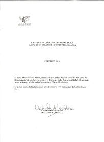Certificaciu00F3n de Trabajo  MIRA[5304]