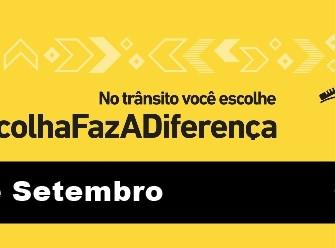 ABERTURA DA SEMANA NACIONAL DO TRÂNSITO NA COENSFA
