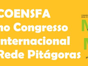 COENSFA no Congresso Internacional Rede Pitágoras