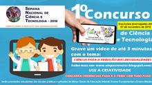 COENSFA NO 1º CONCURSO DE CIÊNCIA E TECNOLOGIA DA AMPIC