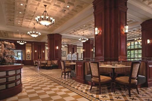 J.W. Marriott Orlando Grande Lakes - Citron Restaurant