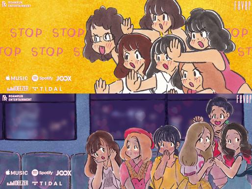 Stop! และ NGLMD 2 เพลงใหม่ที่มีระยะห่างจาก 2 Unit ของ Fever