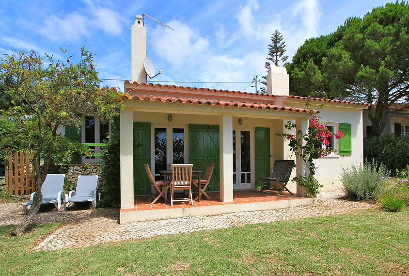 Vakantiehuis in Portugal kust Lissabon bij Ericeira