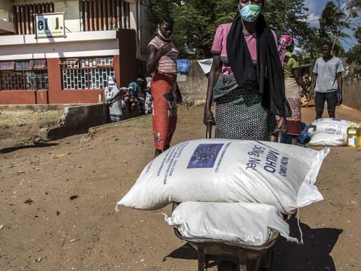PAM alerta para falta de verbas para apoiar deslocados