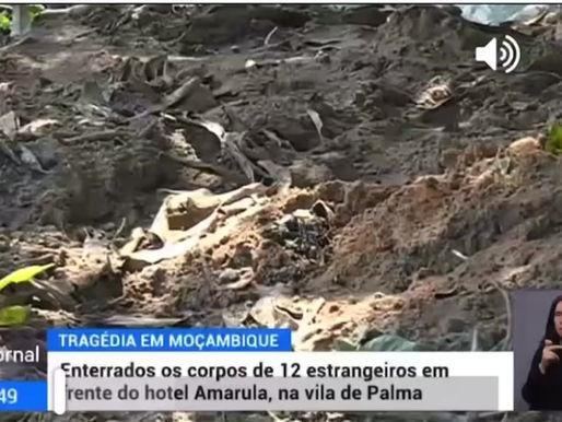 RTP no rasto da destruição na vila de Palma