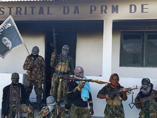 Confrontos entre jihadistas e forças governamentais em Cabo Delgado