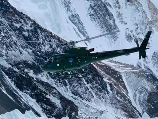 Sul-africanos fornecem helicópteros de combate a Moçambique
