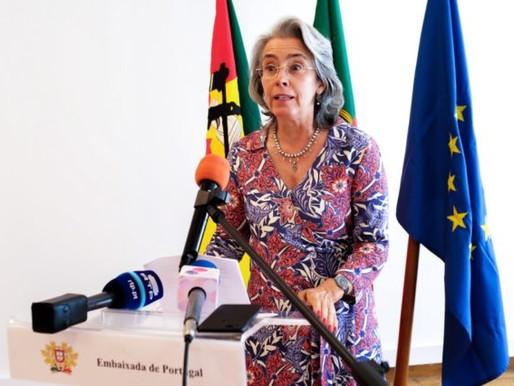 Portugal disponível para apoiar Moçambique nos planos de vacinação da Covid-19
