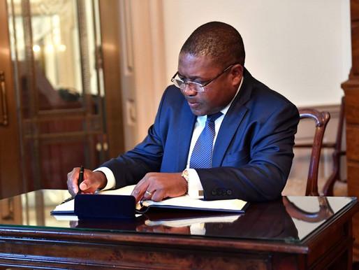 PR endereça condolências pela morte de Idriss Déby