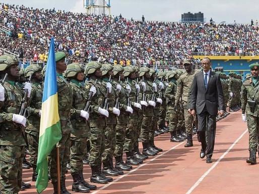 Paul Kagame nega que haja financiadores de apoio militar
