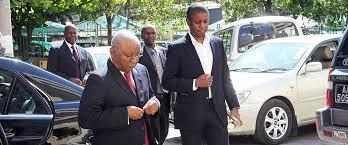 Advogado do filho de Armando Guebuza espera processo jurídico e não político