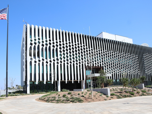 U.S. Embassy in Mozambique Moves to New Building