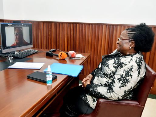 Ministra Macamo apela à sensibilização da Lei de Prenvenção e Combate às Uniões Prematuras
