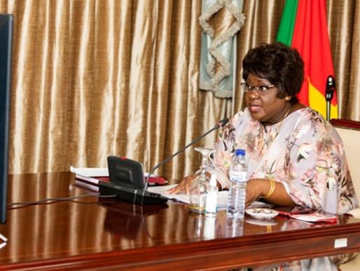 Primeira-dama de Moçambique lança Prémio de Jornalismo sobre fertilidade