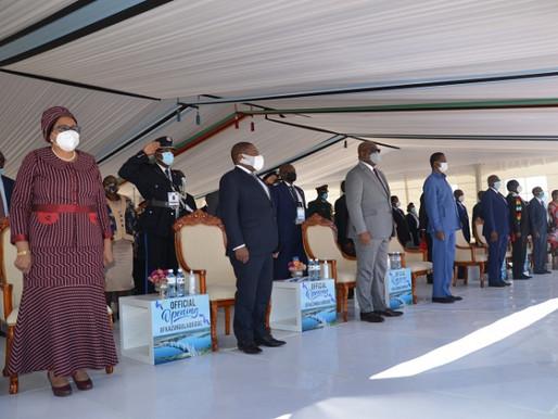 SADC: Filipe Nyusi encoraja criação de infra-estruturas de circulação na região