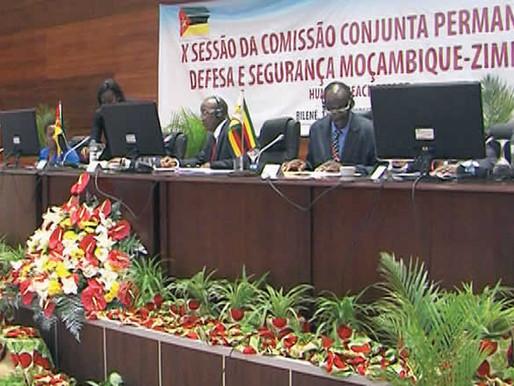 Comissão Conjunta de Defesa e Segurança entre Moçambique e Zimbabwe reune-se hoje em Maputo