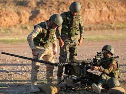 At least 100 former British SAS fighters are in Nacala training Mozambican forces