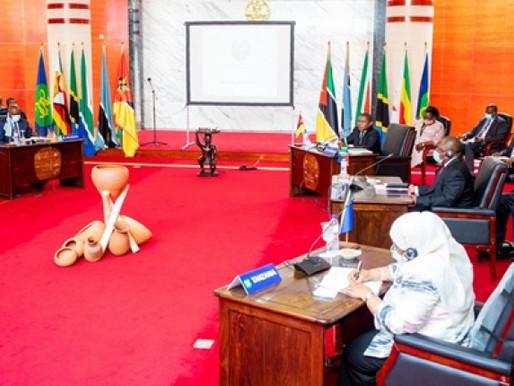 Secretariado executivo da SADC propõe adiamento da cimeira presencial