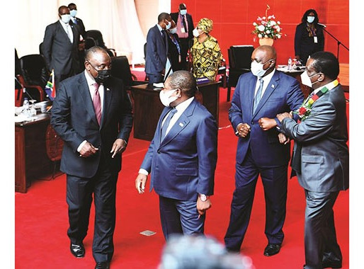 Mozambique: SADC Summit ends with promises of more meetings