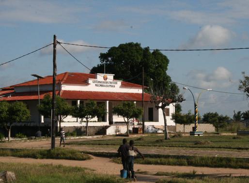 Mocimboa da Praia town and port captured by insurgents