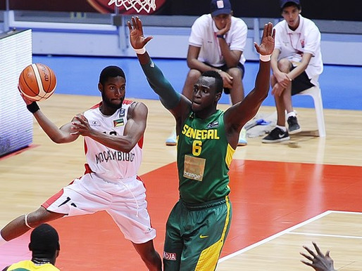 Fiba-Africa coloca Pio Matos Júnior no top 10 continental