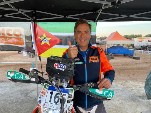 Moçambique qualifica-se pela primeira vez ao Rally Dakar