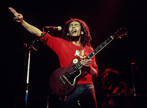 """A família Marley """"reimagina"""" a canção One Love de Bob Marley em apoio ao UNICEF"""