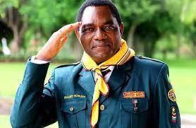 Hakainde Hichilema é o homem que se segue na Presidência da Zâmbia