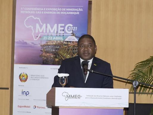 """""""Produção de gás vai gerar projectos de aproximadamente USD 39 mil milhões em investimentos"""" - PR"""