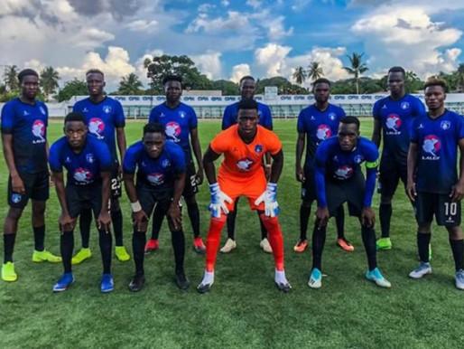 Associação Black Bulls na liderança do Moçambola 2021