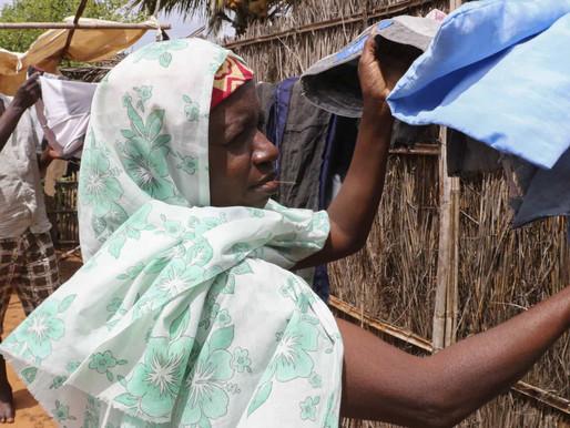 Cruz Vermelha questiona listas de beneficiários em bairros de Pemba