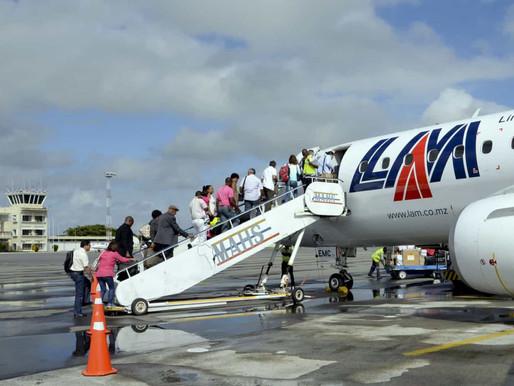 Linhas Aéreas de Moçambique perdem 30% de passageiros